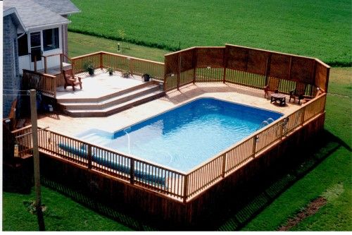 Design Allows One Track For The Liner And Second An Optional Ed Winter Cover Triple Coping Offers Same Options As Above
