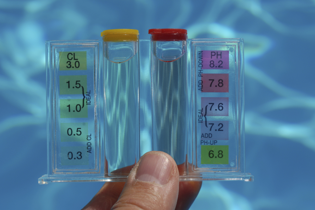 Skyview Pool And Spa Ltd Water Testing